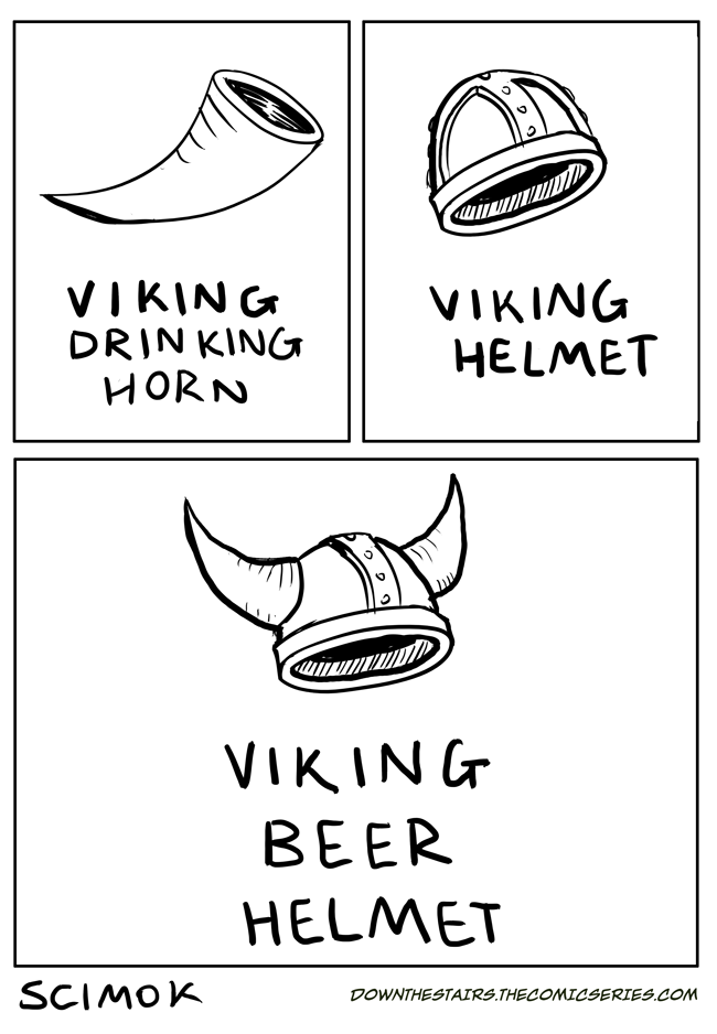 On Vikings